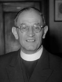 Pfarrer Martin Niemöller, Gründer des Pfarrernotbundes