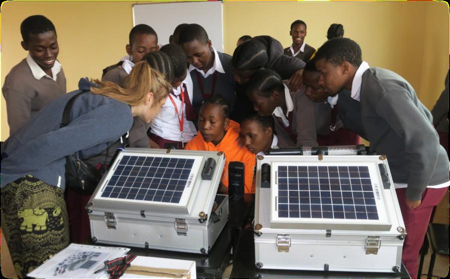 Tansania Erklärung Solarkraftwerk.png