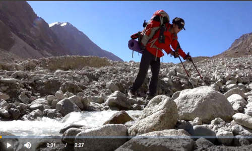 Video by: Al Jazeera, Women Rock'in Pamirs
