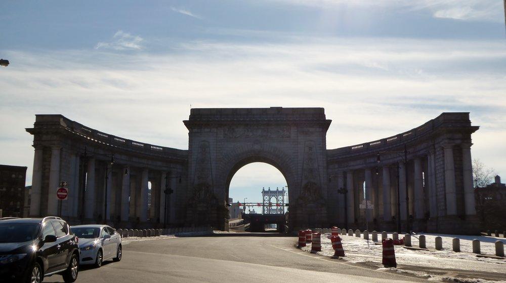 Puerta de Manhattan