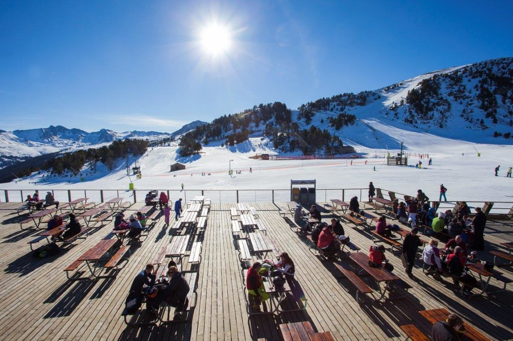 Skii Andorra
