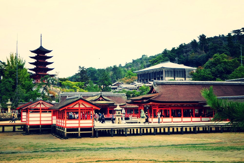 Itsukushima-jinja - Miyajima