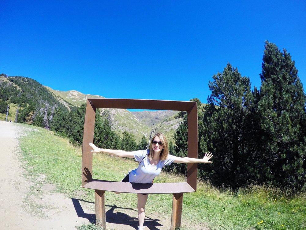 Mirador Roc del Quer - Andorra