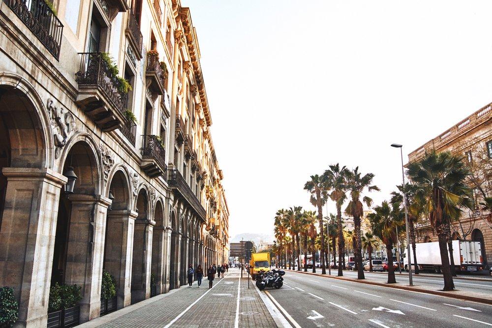 Pla de Palau - Barcelona