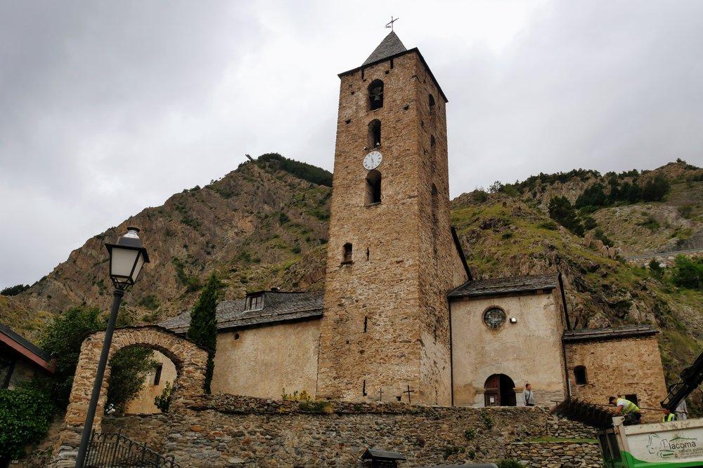 Sant Serni de Canillo
