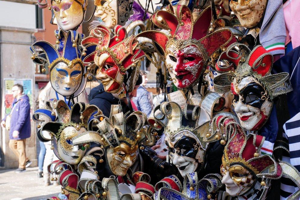 10 razones para visitar el carnaval de venecia travelholics - Mascaras de carnaval de venecia ...