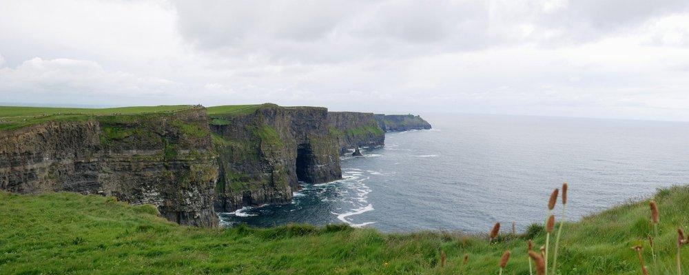 Visitar los Cliffs of Moher en un día desde Dublín