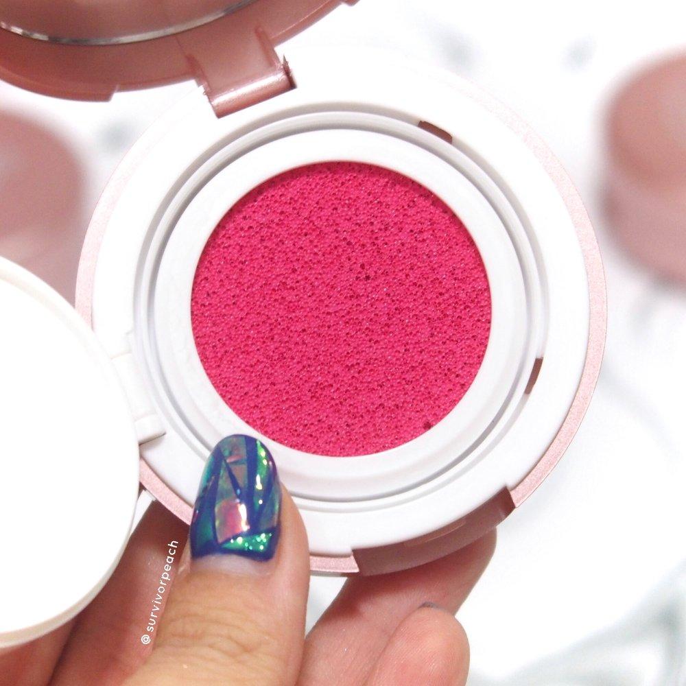 1. Peony Pink 2. Lively Rouge 3. Orange Charm
