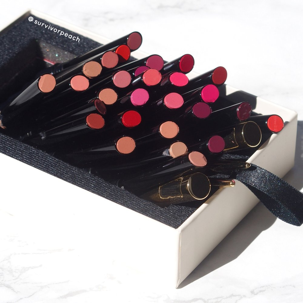 Hourglass Confession Lipsticks Vault