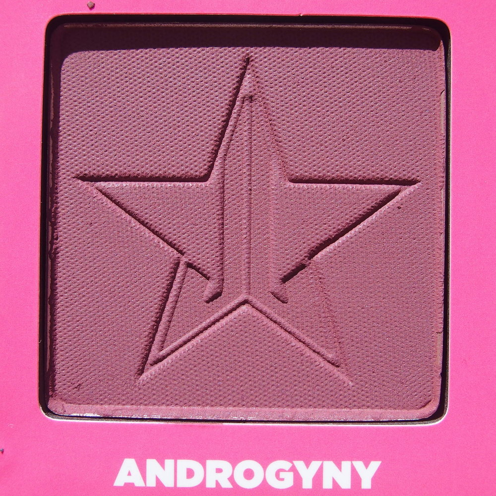 Close up of Androgyny from the Jeffree Star Androgyny Palette