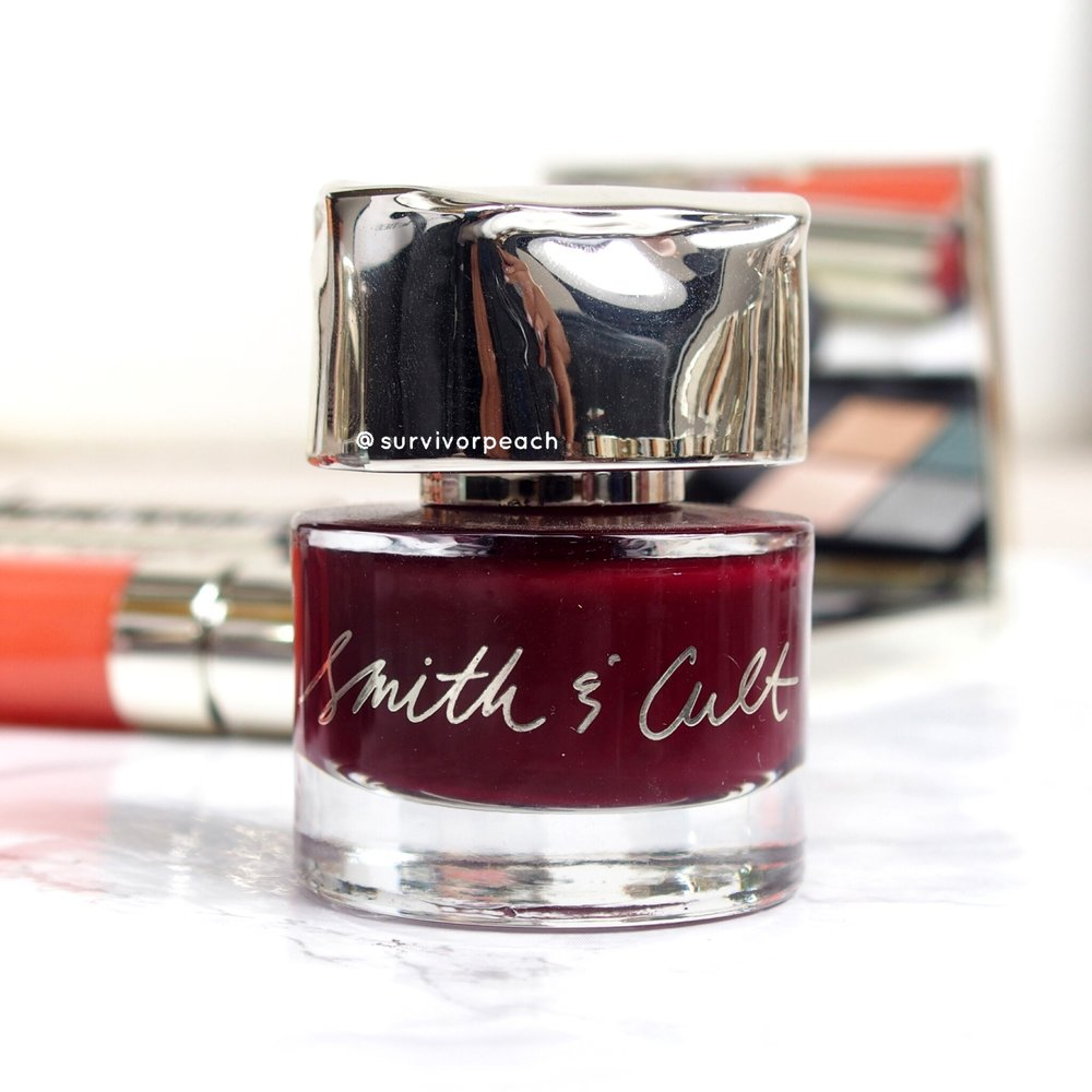 Smith & Cult Nail Polish in Lovers Creep