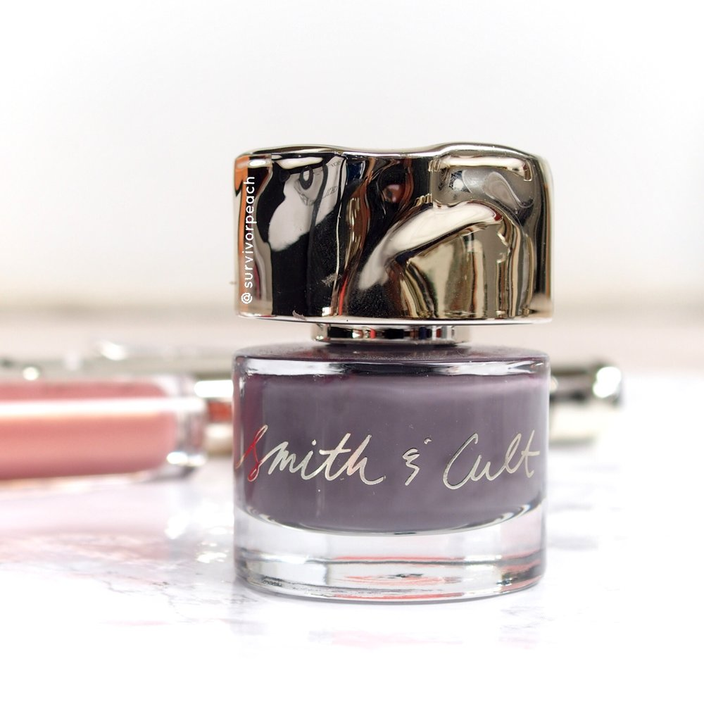 Smith & Cult Nail Polish in Subnormal