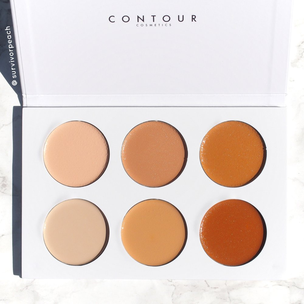 Multi use contouring set