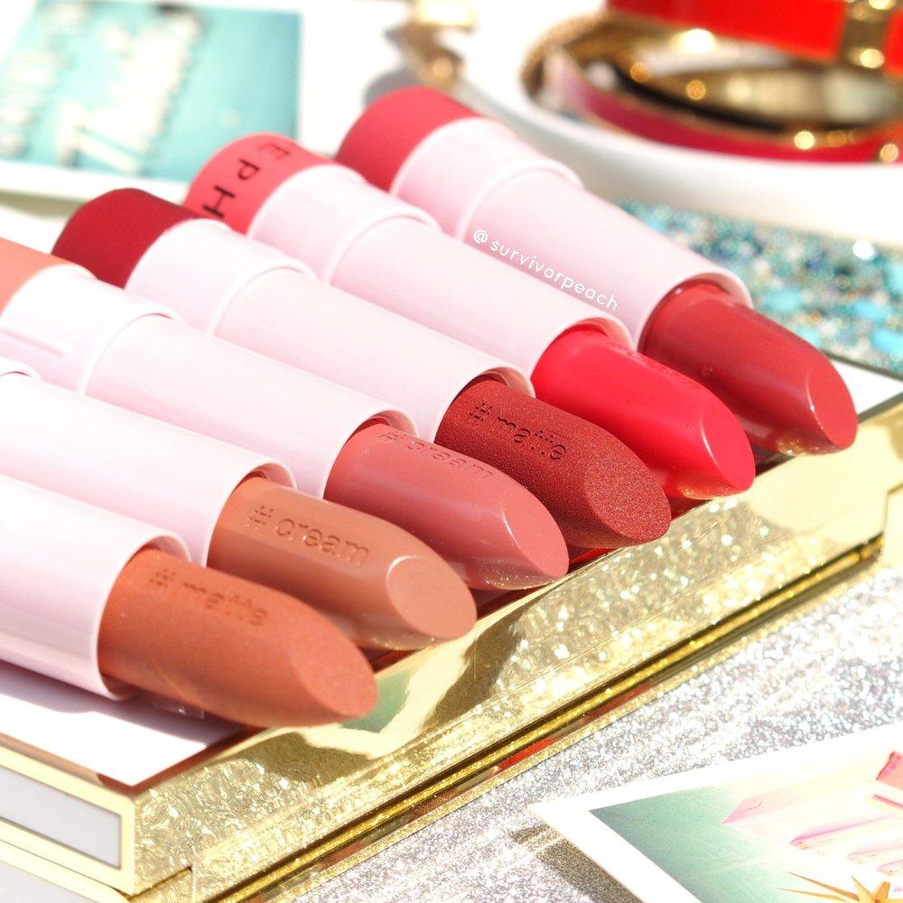 Sephora Lipstories