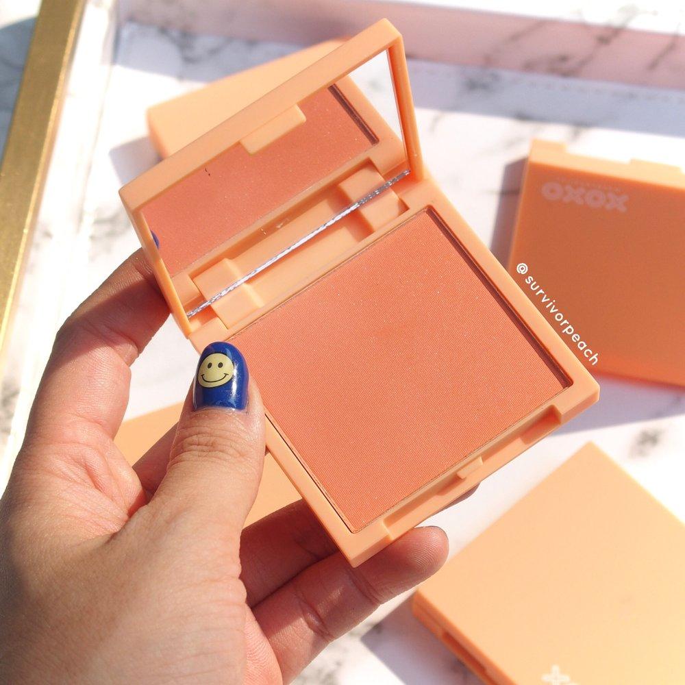 4. Orange Serbet (soft orange)