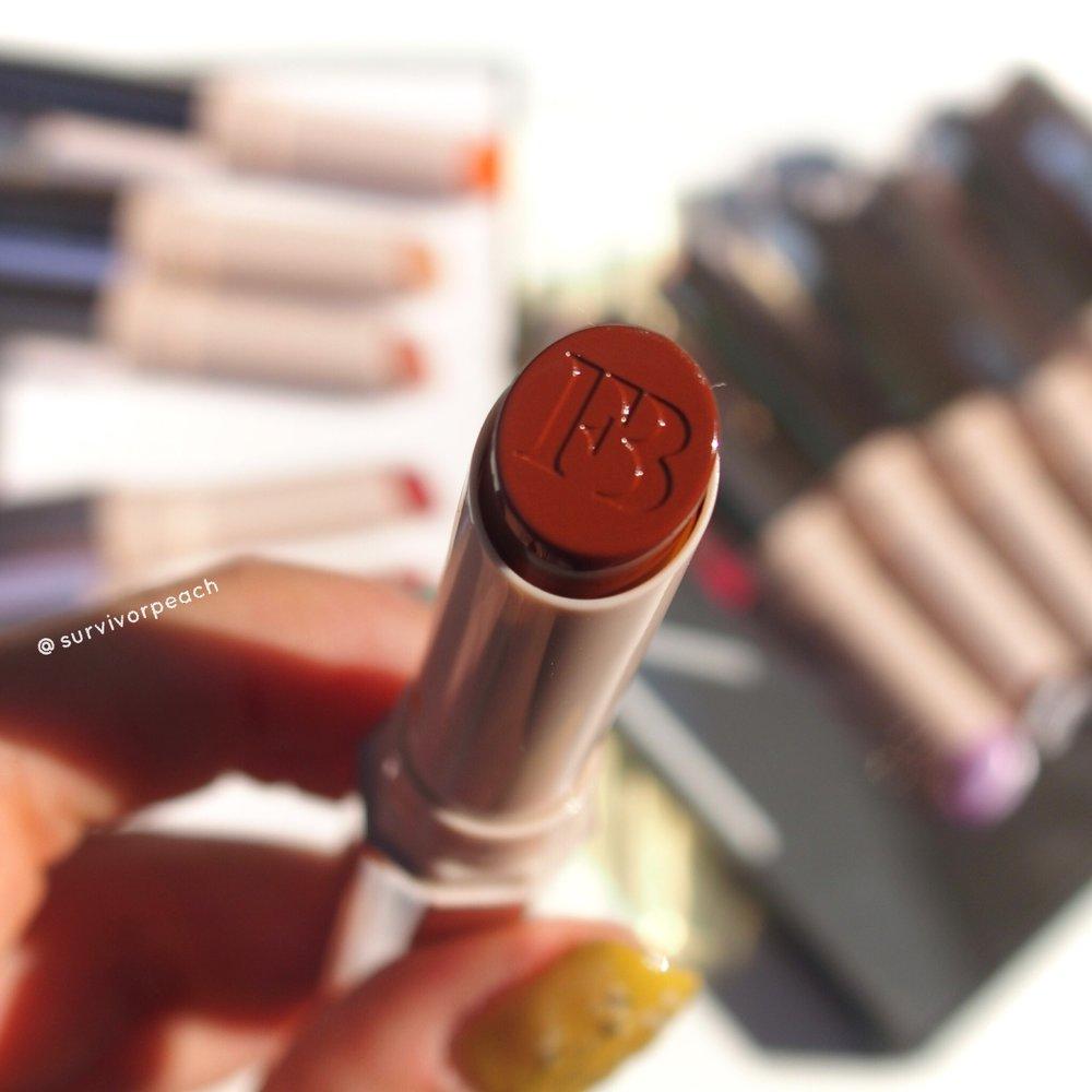 Fenty Beauty Mattemoiselle Lipsticks in Shawty