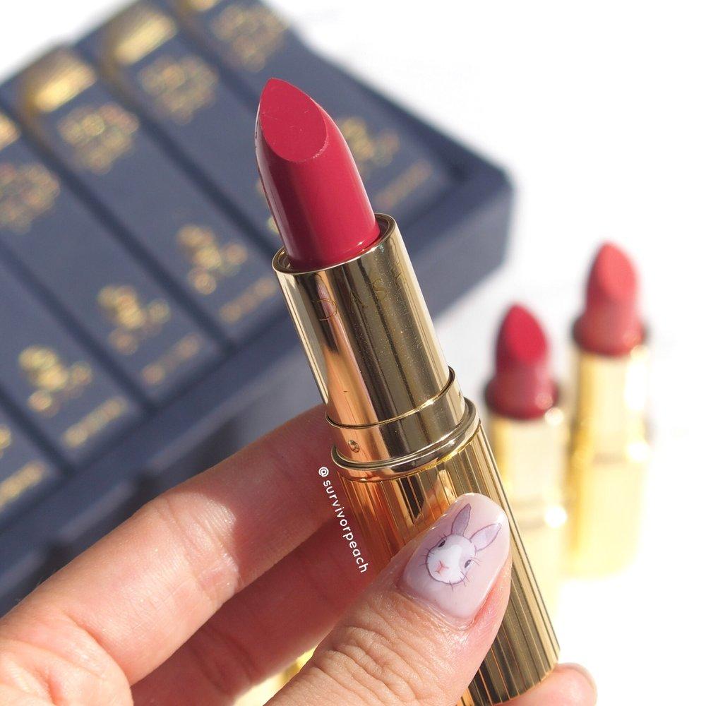 Dash Cosmetics Vintage Moisture Lipstick - Blush Rose
