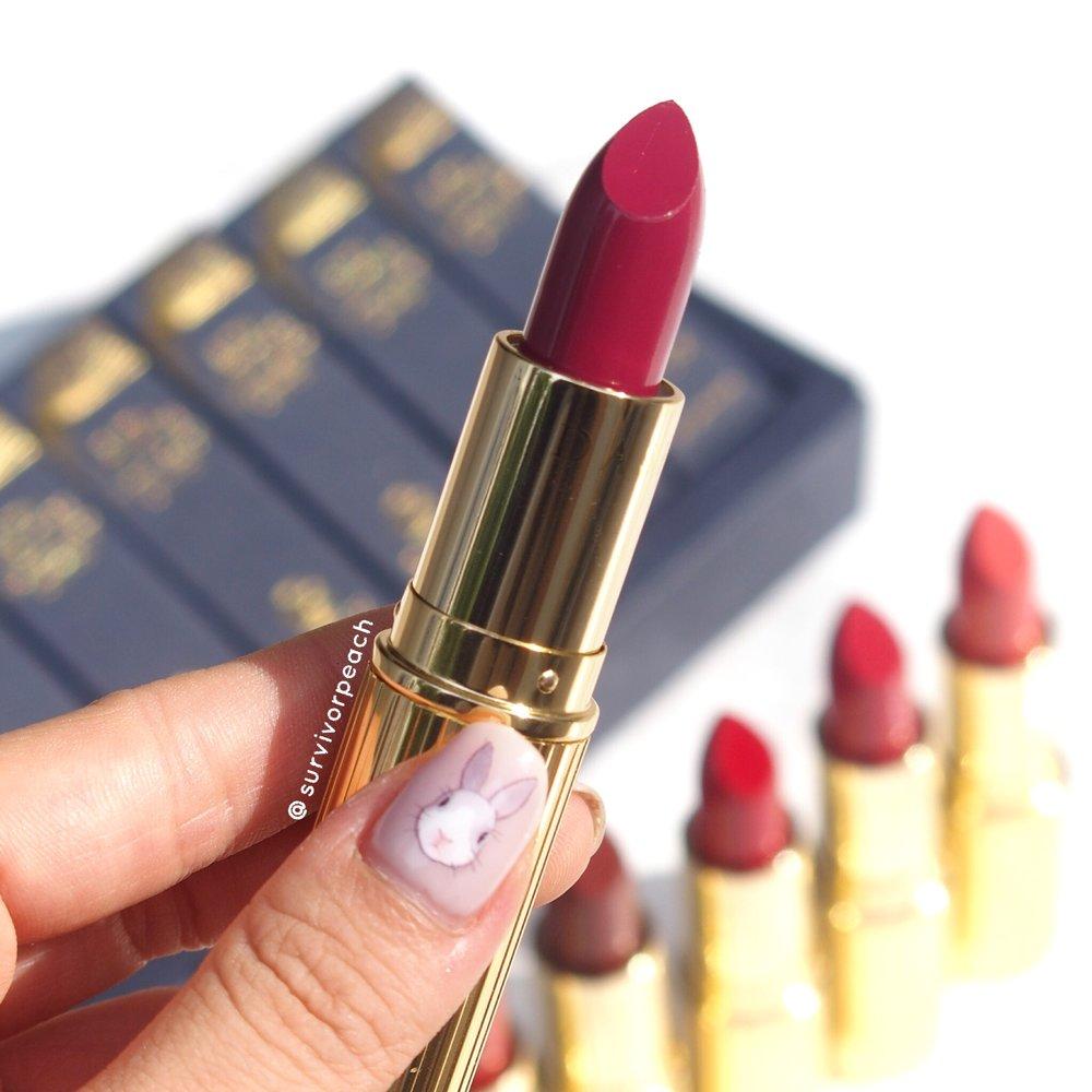 Dash Cosmetics Vintage Moisture Lipstick -Pink Champagne