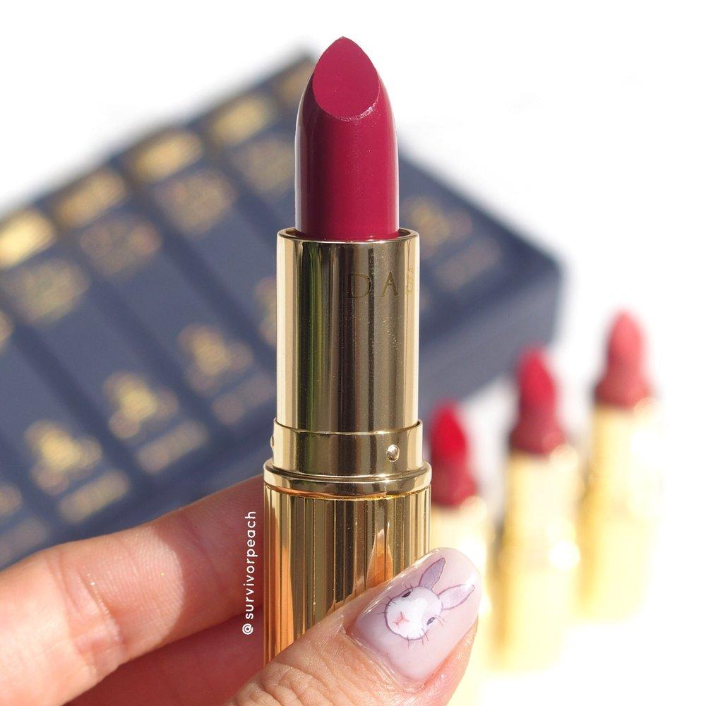Dash Cosmetics Vintage Moisture Lipstick - Queen B