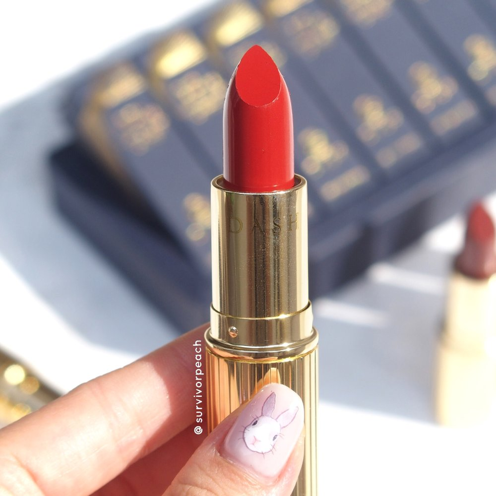 Dash Cosmetics Vintage Moisture Lipstick - Ginger Brick