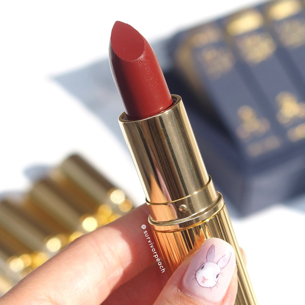 Dash Cosmetics Vintage Moisture Lipstick -Dark Secret