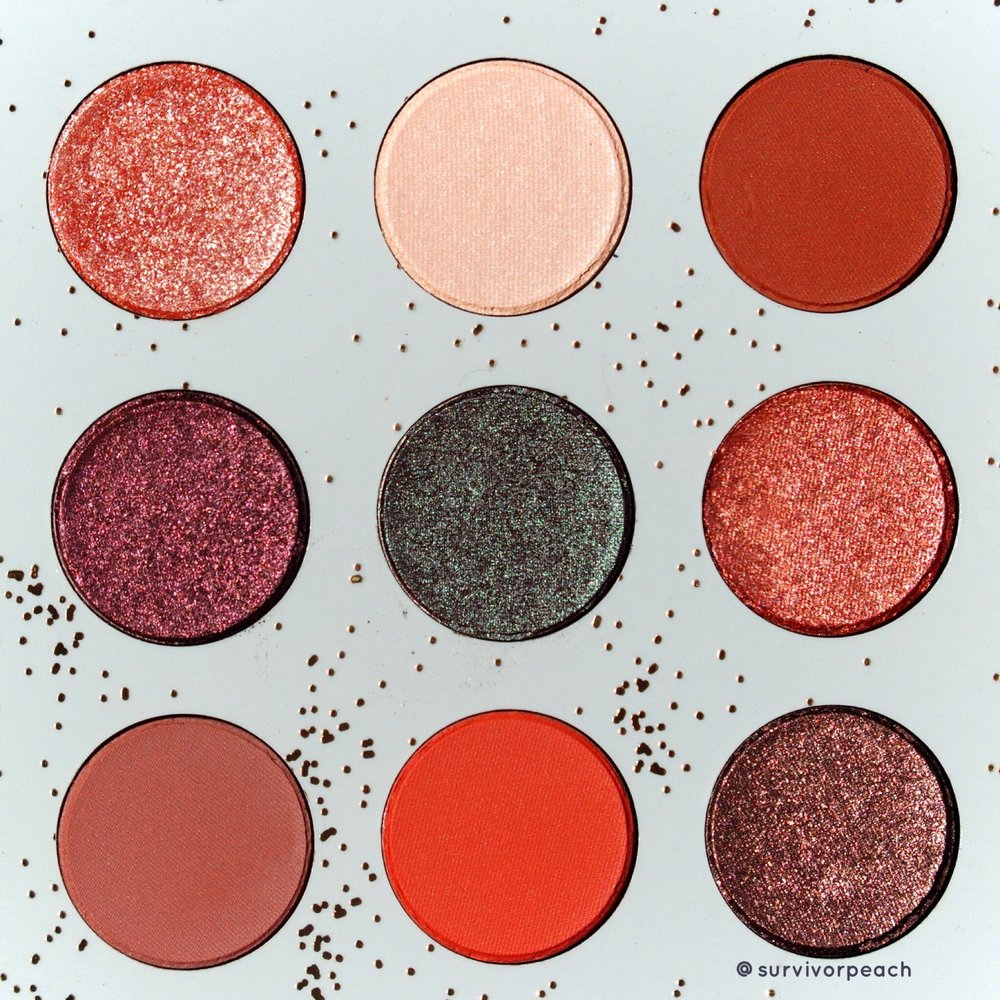 Colourpop All I See is Magic Palette.