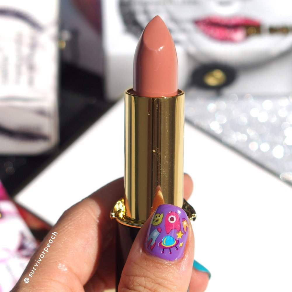 Pat McGrath Labs Luxe Trance Lipsticks in shade Valetta