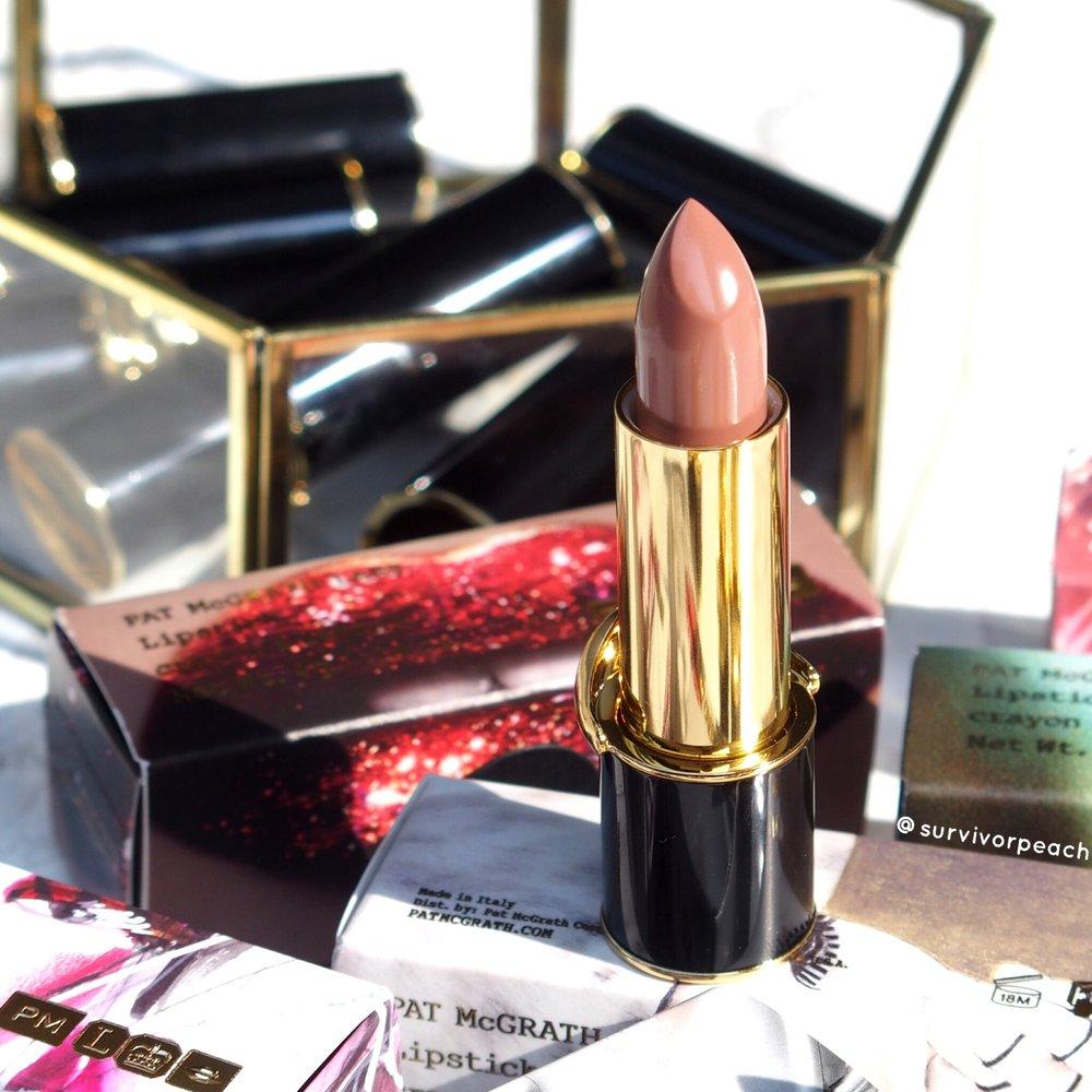 Pat McGrath Labs Luxe Trance Lipsticks in shade Donatella