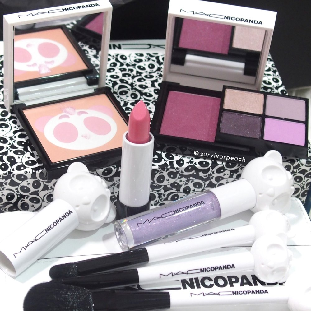 Mac Cinopanda Collection