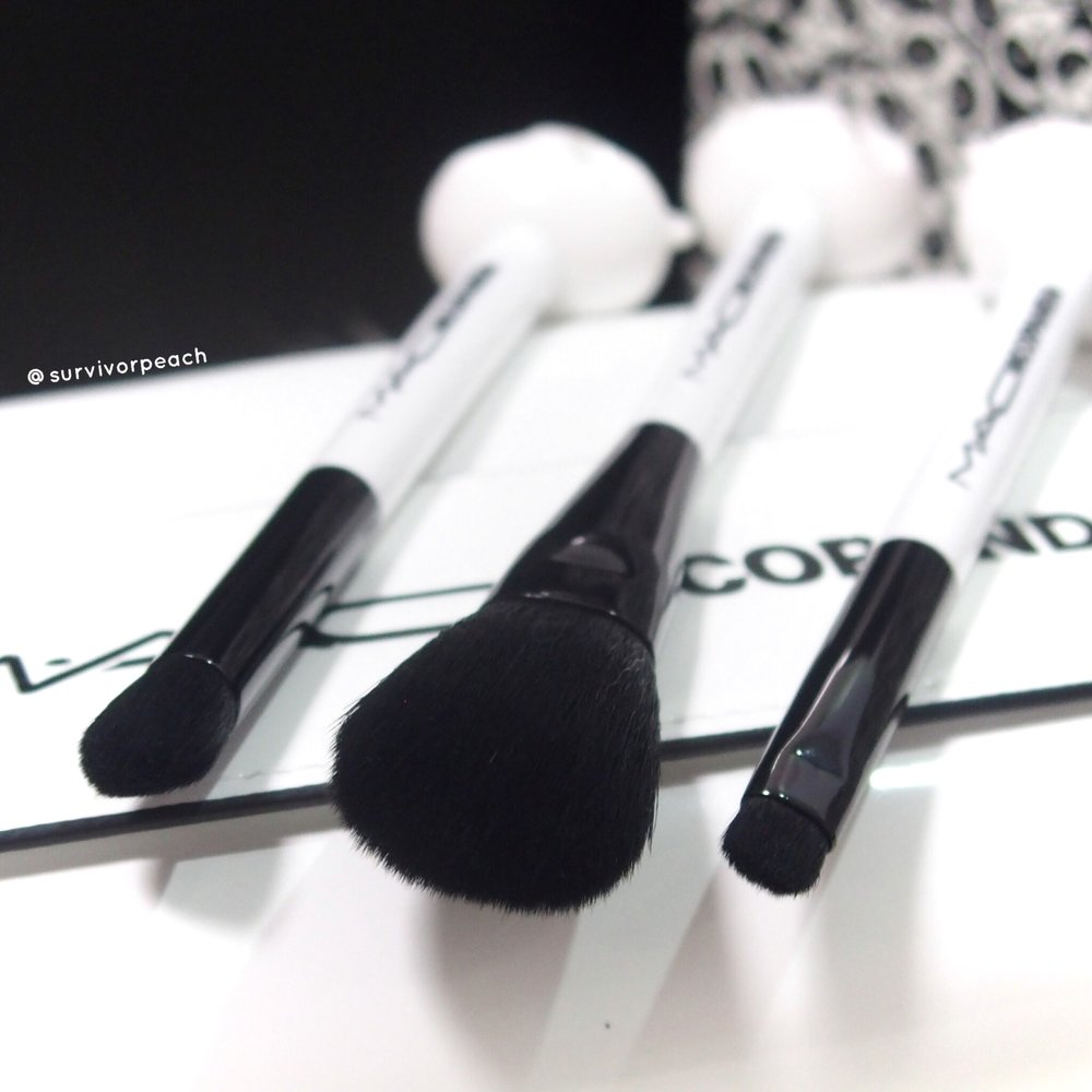 Mac Nicopanda brushes