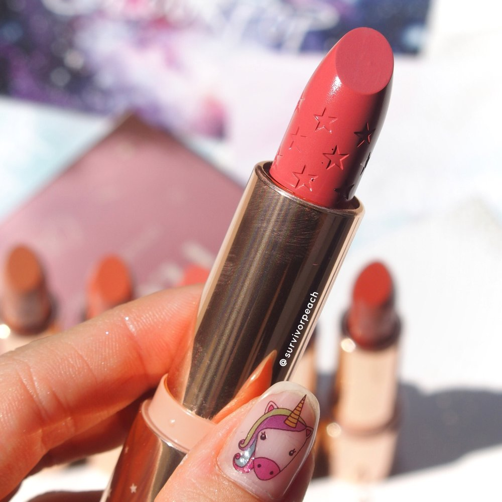Colourpop Lux Lipstick  Money Side Up