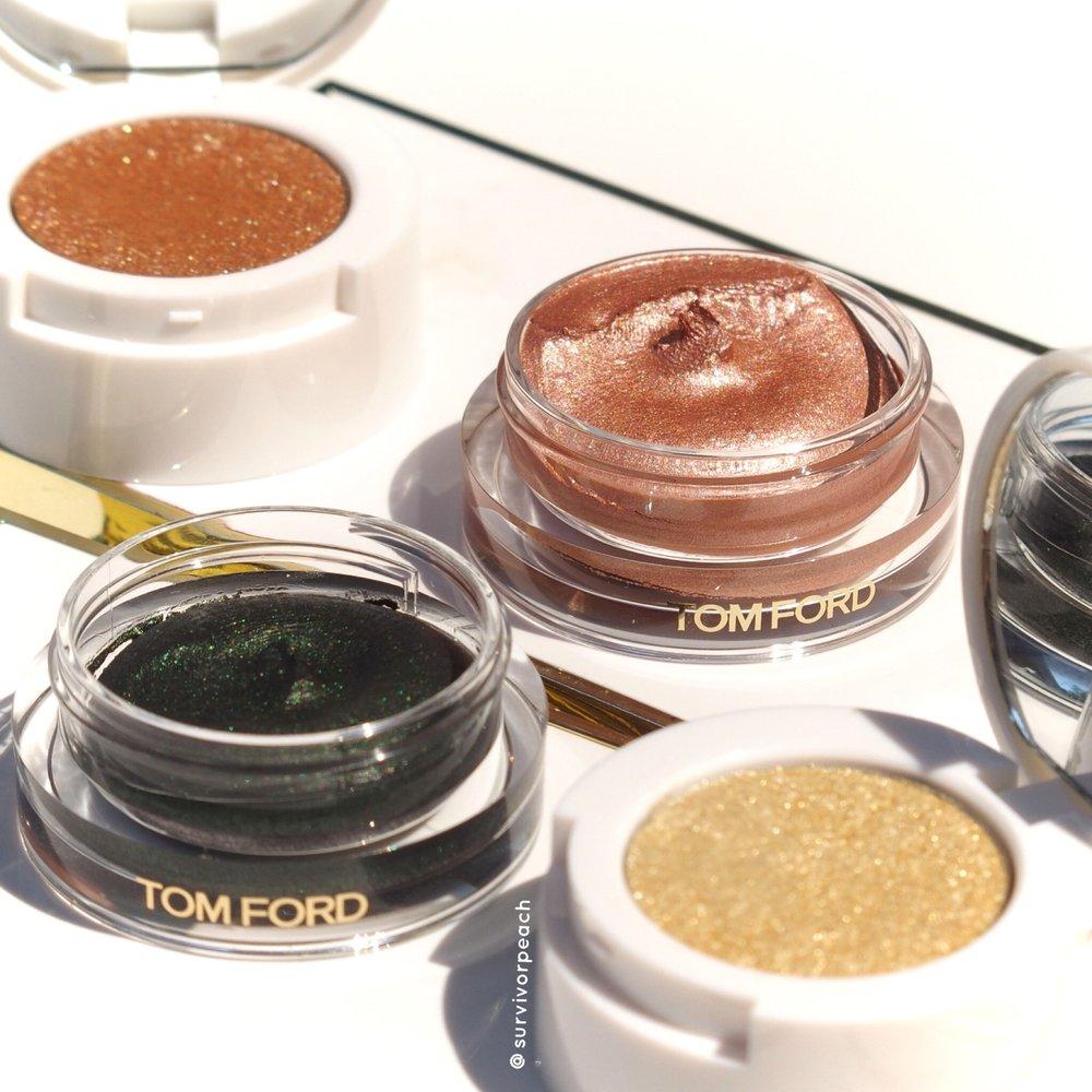 Tomford Cream to Powder eyeshadow duos