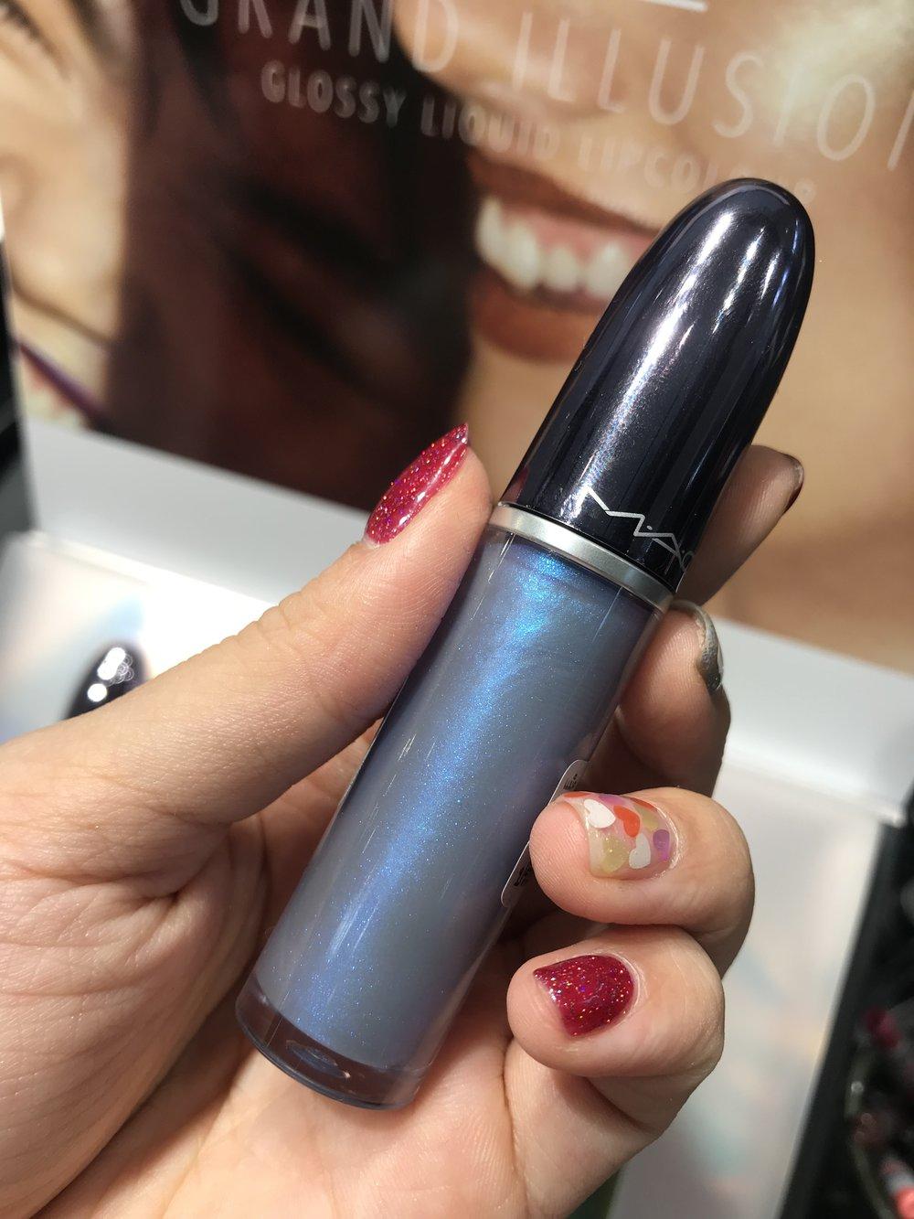 Mac Grand Illusion lipstick Lunar Module
