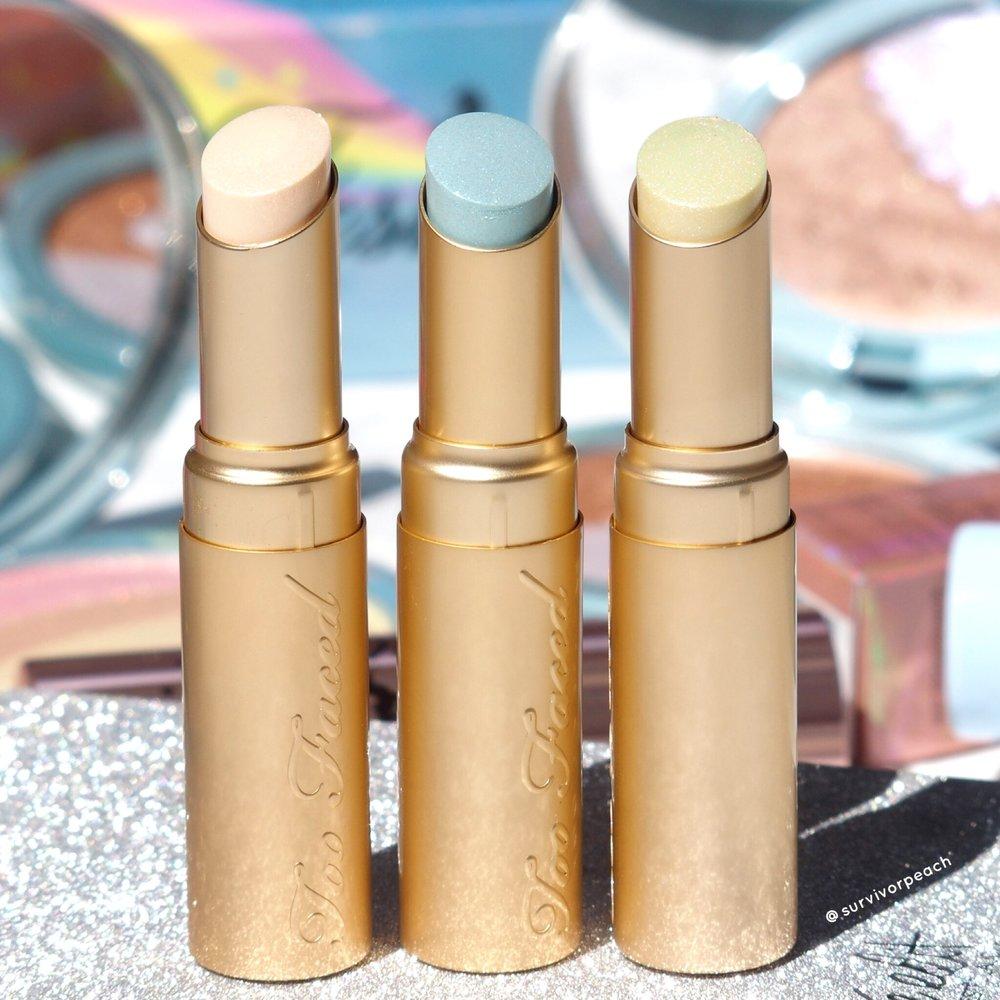 La Crème Mystical Effects Lipsticks