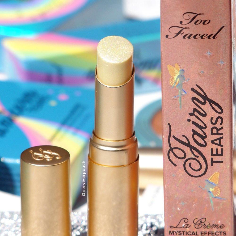 La Crème Mystical Effects Lipsticks Fairy Tears