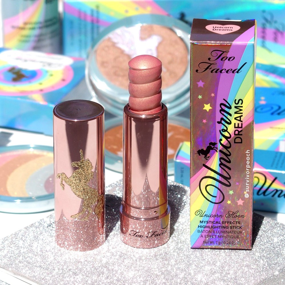 Toofaaced Unicorn Horn Mythical Effects Highlighting Stick