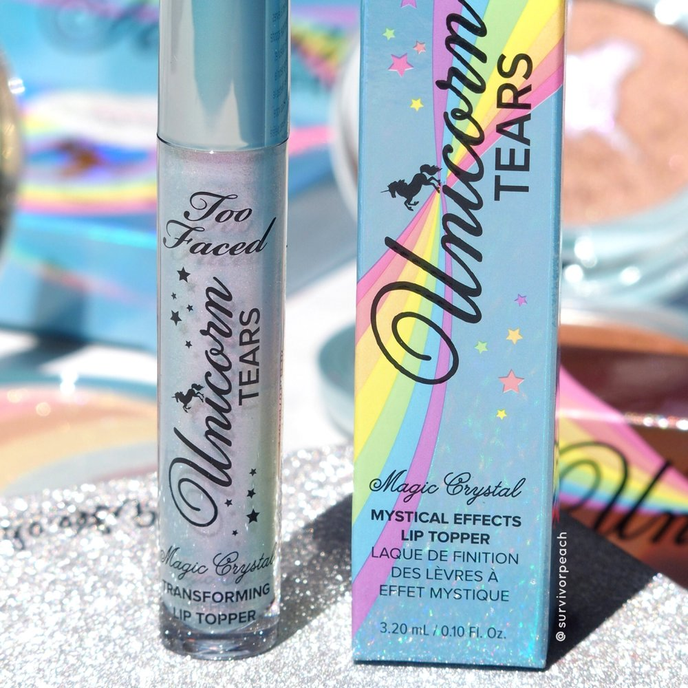 Toofaced Magic Crystal Mystical Effects Lip Topper