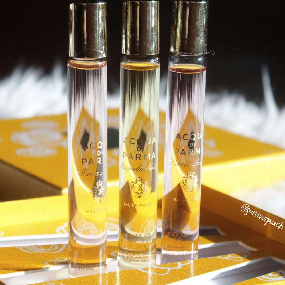 Acqua di Parma Le Nobile Fragrance Set