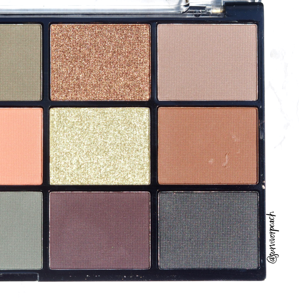 Revolution Re-loaded palette Iconic Division (right)