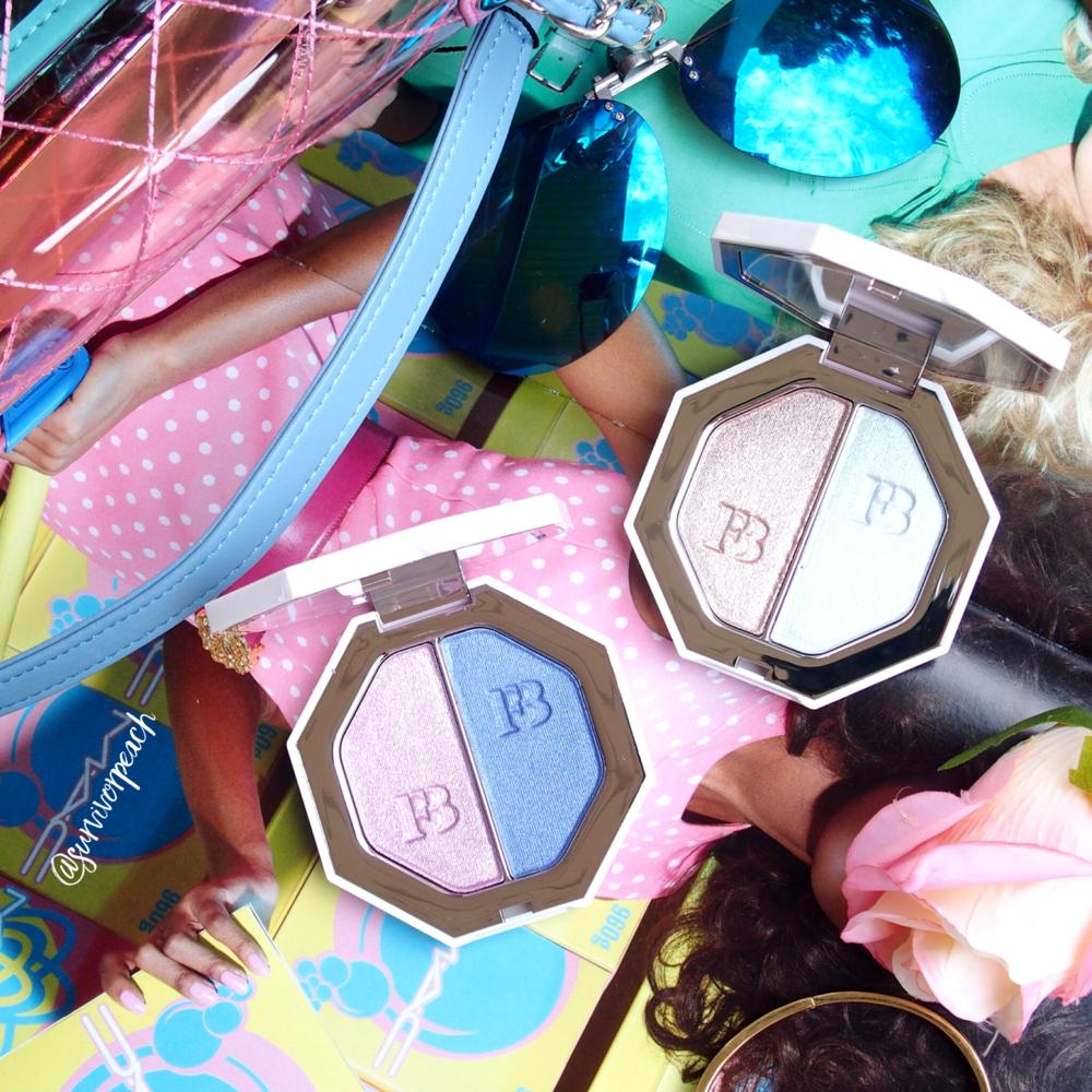 Fenty Beauty Killawatt Foil Highlighters - Beach Please Collection