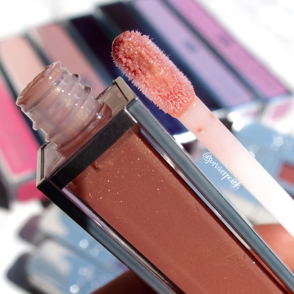 Urban Decay Hi Fi Shine Ultra Cushion Lipgloss  - Fuel