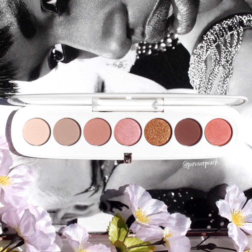 Marc Jacobs Eye-Conic Multi Finish eyeshadow palette.