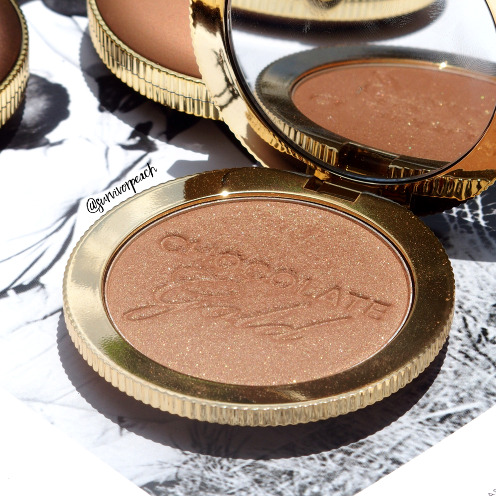 Toofaced Chocolate Gold Bronzer