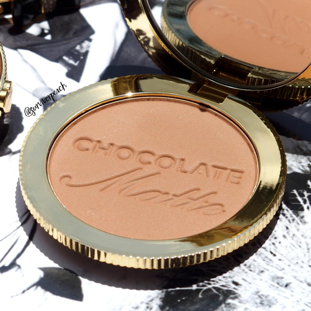Toofaced Chocolate Soleil bronzer