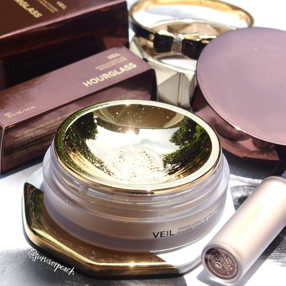 Hourglass Veil Translucent Setting Powder