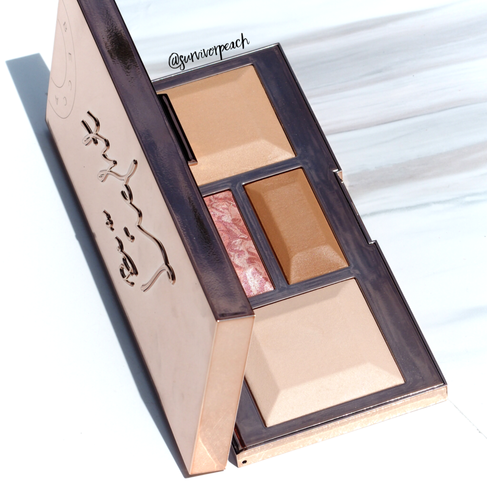 Becca be A Light palette - Light