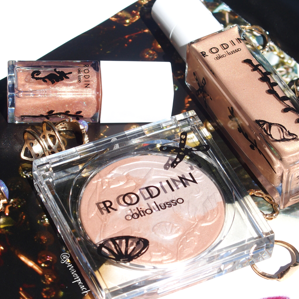 Rodin Olio Russo Mermaid Collection