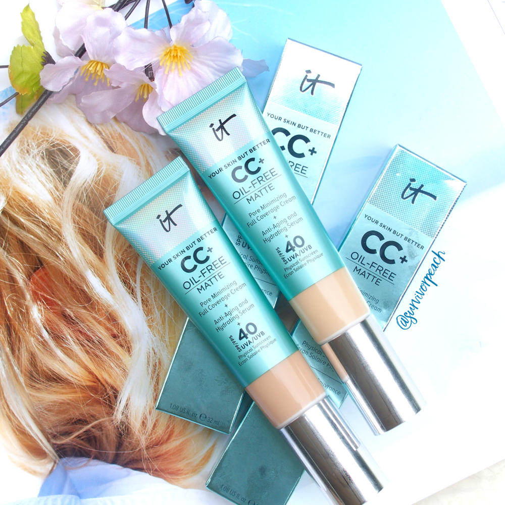 It Cosmetics CC Cream Matte