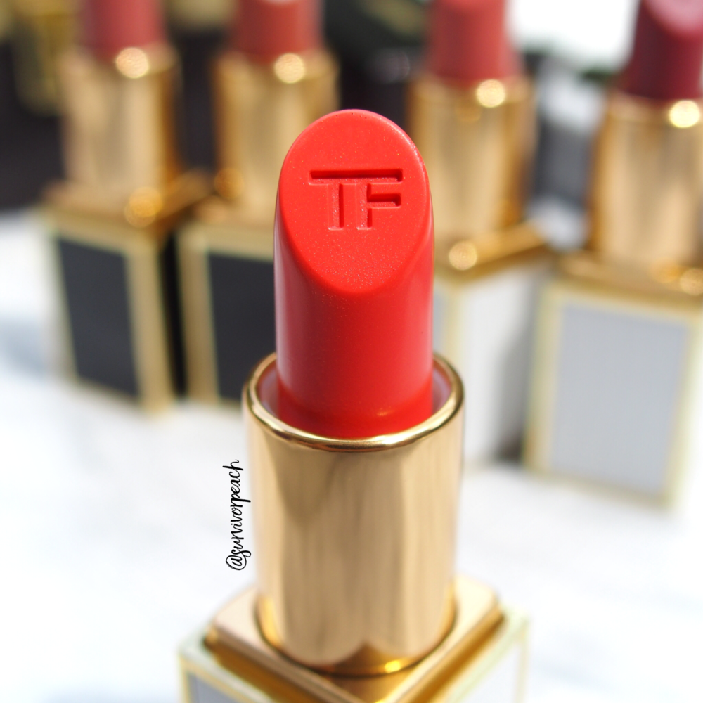 Tomford Lips and Girls Anne