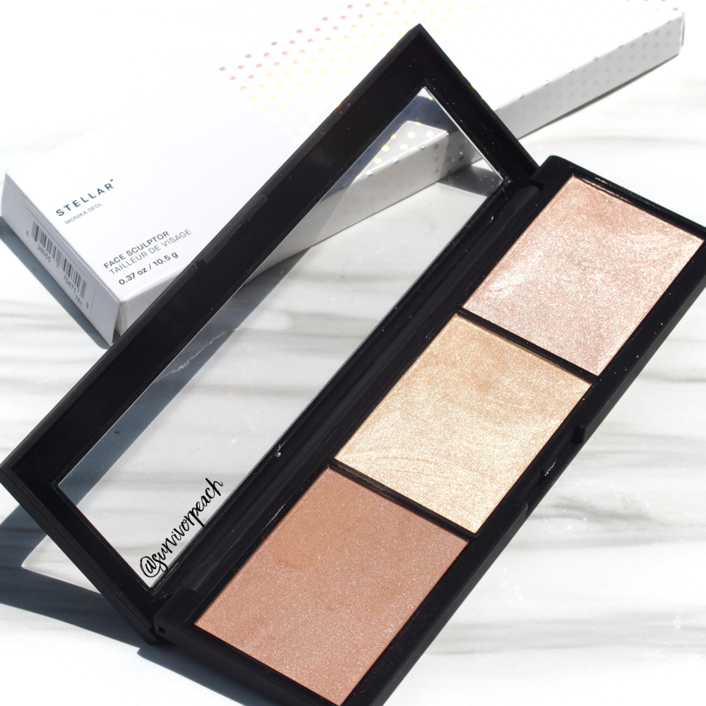 Stellar Beauty Face Sculptor Contour and Highlighting Palette